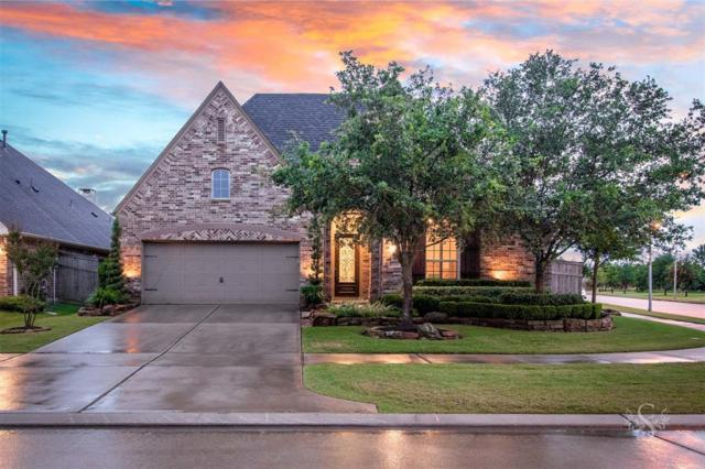 27523 Caldwell Sky Lane, Fulshear, TX 77441 (MLS #83249305) :: The SOLD by George Team