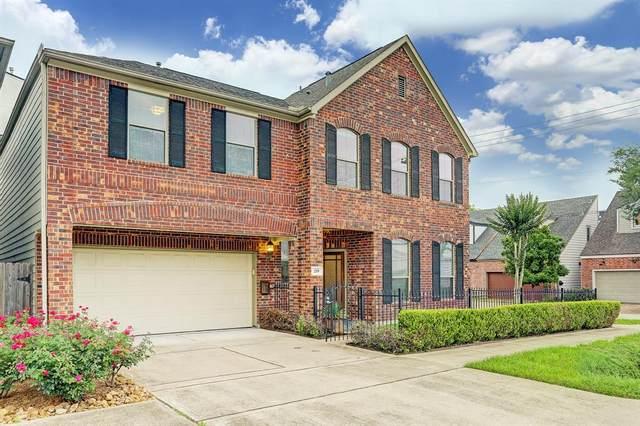 219 Sandman Street, Houston, TX 77007 (MLS #83253495) :: Connect Realty