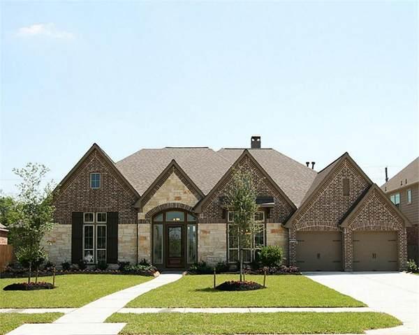 26215 Ridgefield Park Lane, Cypress, TX 77433 (MLS #83265827) :: The SOLD by George Team