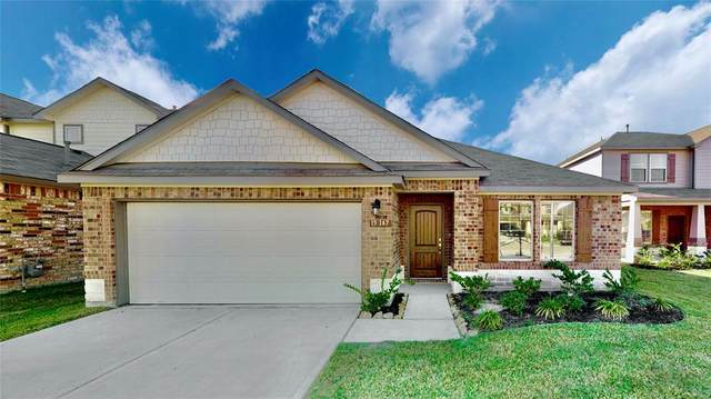 15147 Silky Morning Court, Humble, TX 77346 (MLS #83281215) :: The Freund Group