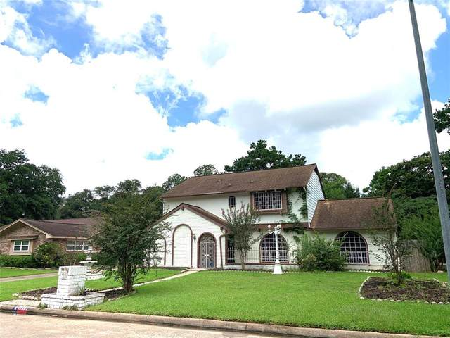 5818 Lodge Creek Drive Drive, Houston, TX 77066 (MLS #83288216) :: The SOLD by George Team