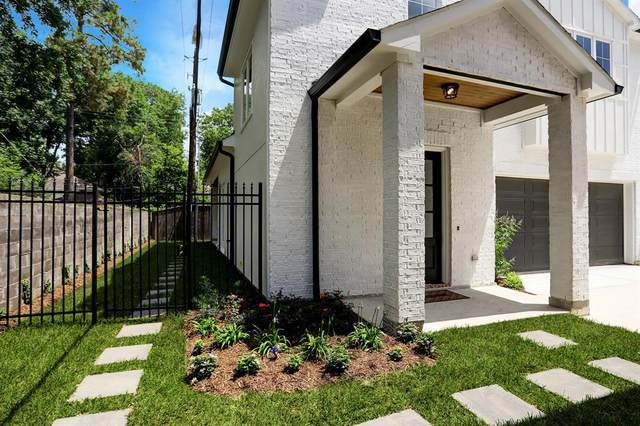 595 Wycliffe Drive, Houston, TX 77079 (MLS #83297065) :: All Cities USA Realty