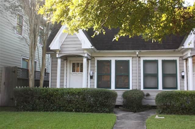 506 Redan Street, Houston, TX 77009 (MLS #83309023) :: The Bly Team