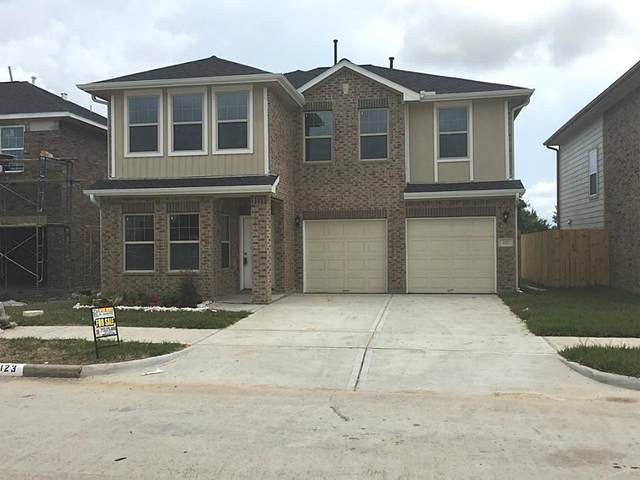 1123 Arum Road, Missouri City, TX 77489 (MLS #83310504) :: The Property Guys