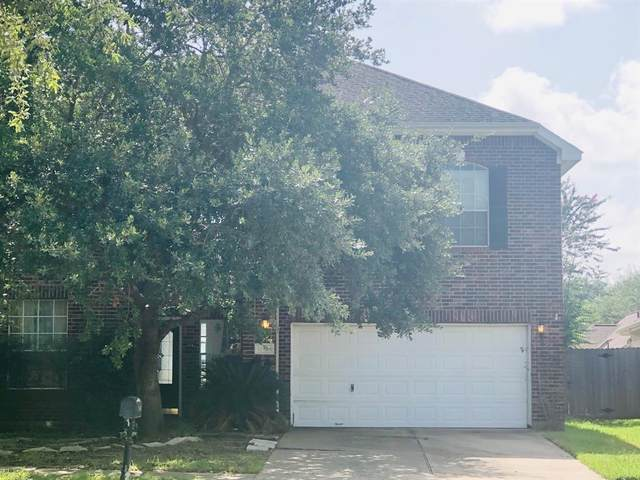 15418 Cumberland Oak Way, Cypress, TX 77433 (MLS #83325523) :: Connell Team with Better Homes and Gardens, Gary Greene