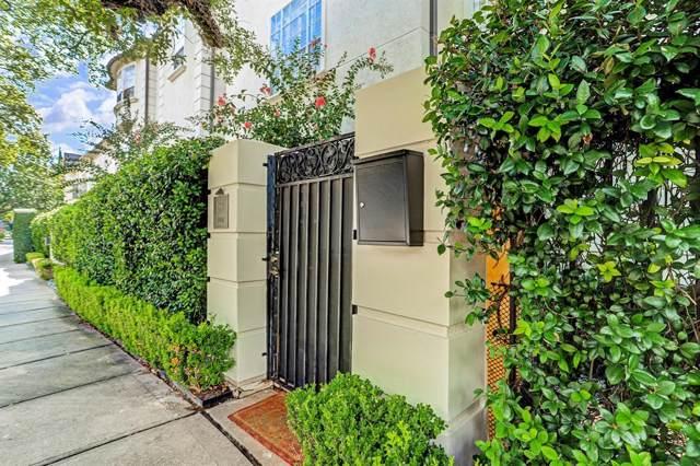 1991 Indiana Street, Houston, TX 77019 (MLS #83325822) :: Ellison Real Estate Team
