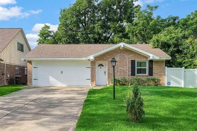 6007 Jim Street, Houston, TX 77092 (MLS #83329607) :: The Property Guys