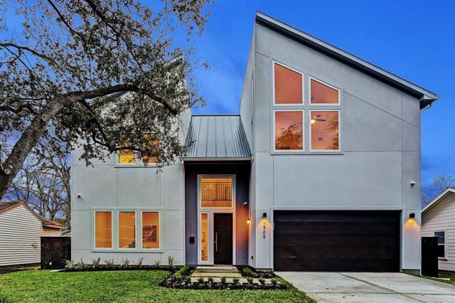 1709 Ebony Lane, Houston, TX 77018 (MLS #83344343) :: The SOLD by George Team