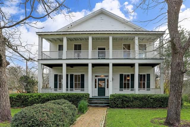 306 N College Street, Weimar, TX 78962 (MLS #83346143) :: NewHomePrograms.com LLC