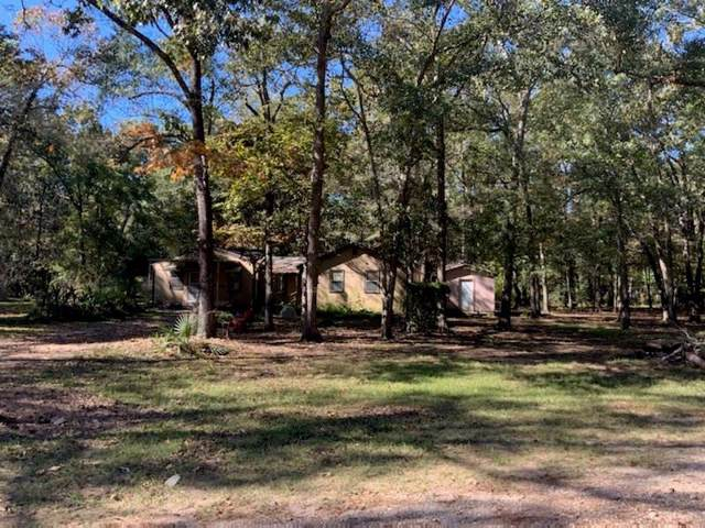 173 County Road 3709B, Splendora, TX 77372 (MLS #8334772) :: The SOLD by George Team