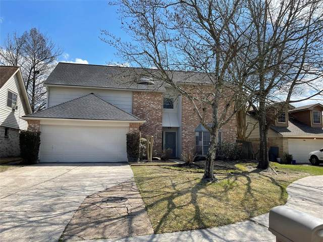 20010 Swiftbrook Drive, Humble, TX 77346 (MLS #83348566) :: The Queen Team