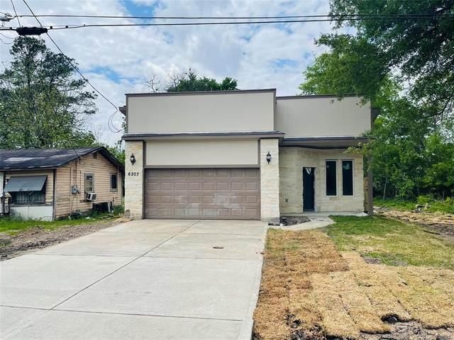 6207 Bobby Burns Street, Houston, TX 77028 (MLS #83353212) :: Christy Buck Team