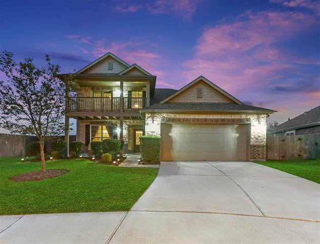 3538 Coleman Creek Court, Katy, TX 77449 (MLS #83373835) :: The SOLD by George Team
