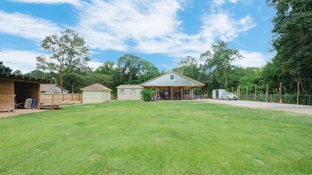 16550 Oakwood, Splendora, TX 77372 (MLS #83385148) :: My BCS Home Real Estate Group