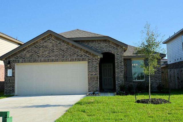 603 Harvest Bluff Lane, Rosharon, TX 77583 (MLS #83386378) :: The Johnson Team