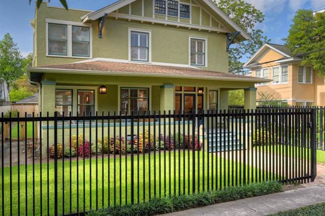 905 Kipling Street, Houston, TX 77006 (MLS #83391145) :: Giorgi Real Estate Group