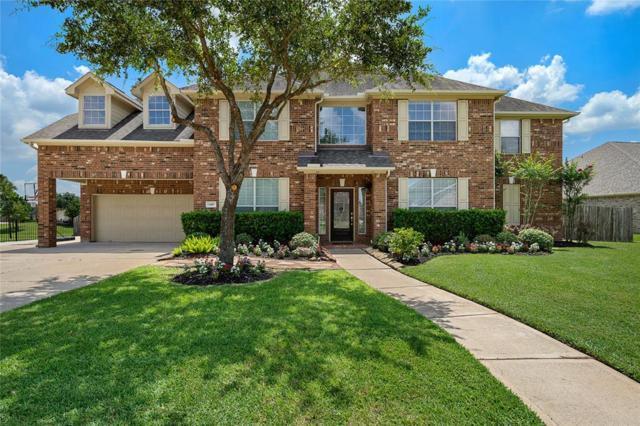 1407 Bentlake Lane, Pearland, TX 77581 (MLS #83413652) :: Connect Realty