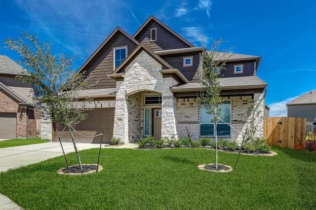 4634 Clara Rose Lane, Katy, TX 77449 (MLS #83423866) :: The Home Branch