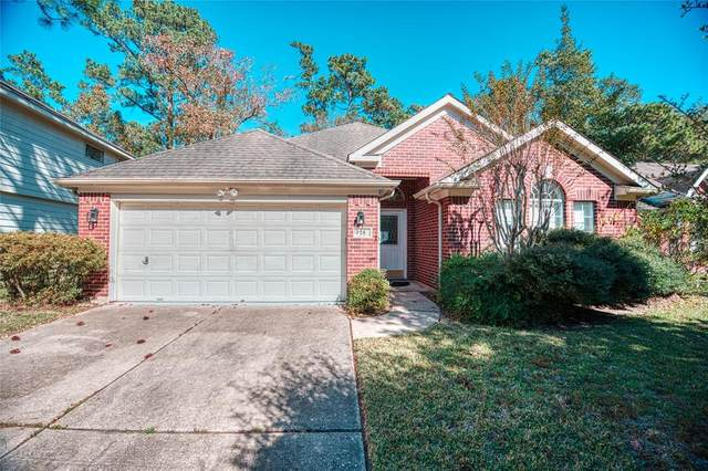 18 Tranquil Glade Place, The Woodlands, TX 77381 (MLS #83430238) :: The Freund Group