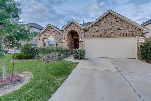 6519 Point Hollow Lane, Rosenberg, TX 77469 (MLS #83434161) :: The Sansone Group