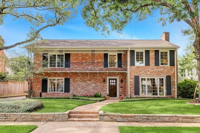 3714 Olympia Drive, Houston, TX 77019 (MLS #83439262) :: Keller Williams Realty