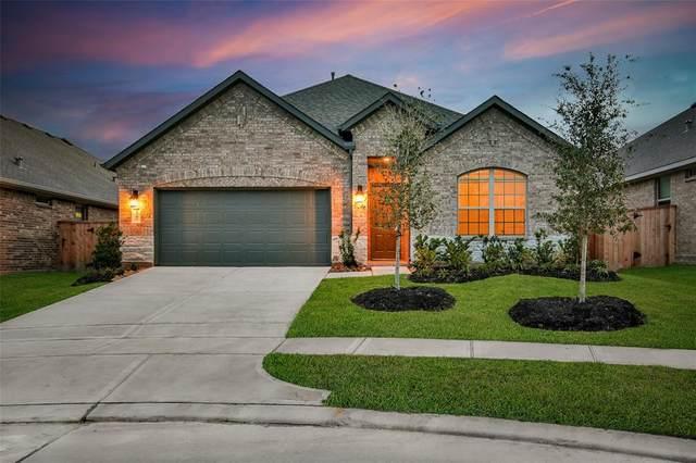 1207 Sandstone Hills Drive, Montgomery, TX 77316 (MLS #83463597) :: The Parodi Team at Realty Associates