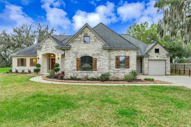 644 Wagon Wheel Trail, Angleton, TX 77515 (MLS #83464862) :: Magnolia Realty