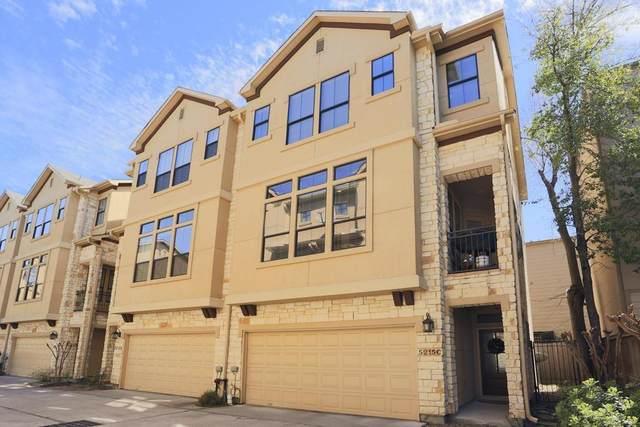 5215 Eigel Street C, Houston, TX 77007 (MLS #83478517) :: Lerner Realty Solutions