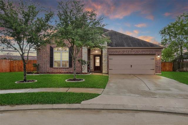 18603 Coveywood Court, Houston, TX 77084 (MLS #83480570) :: Connell Team with Better Homes and Gardens, Gary Greene