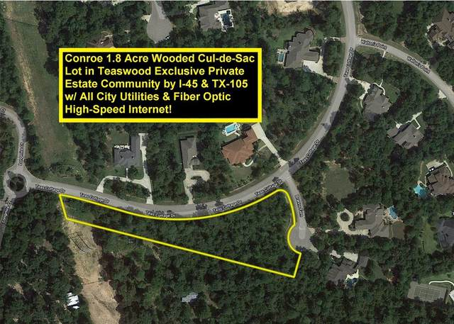 1 Branns Fern, Conroe, TX 77304 (MLS #8348808) :: The Home Branch