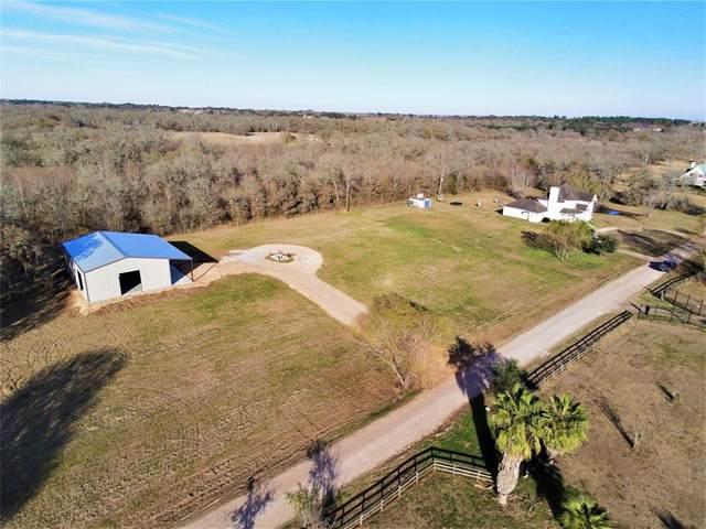6525 Pool Hill Road, Fulshear, TX 77441 (MLS #83501222) :: Guevara Backman