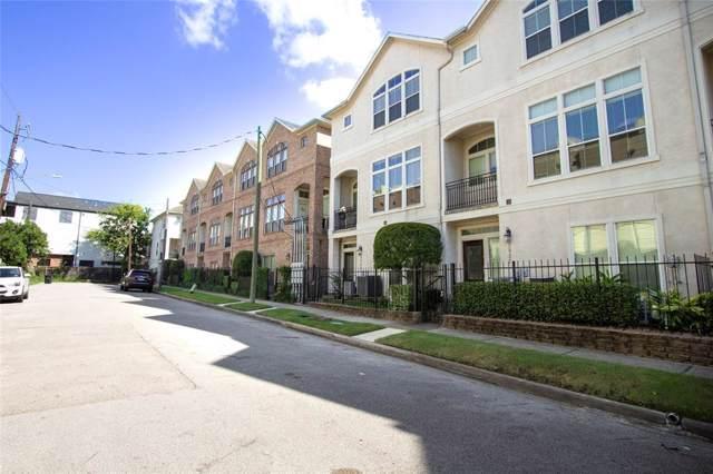 3925 Floyd Street, Houston, TX 77007 (MLS #83503356) :: Giorgi Real Estate Group