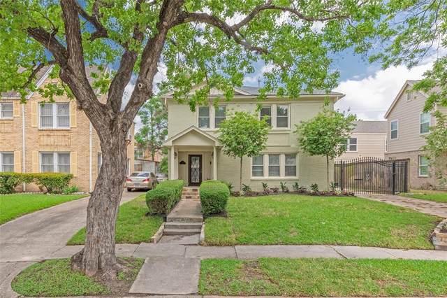 2711 Wichita Street, Houston, TX 77004 (MLS #8352600) :: Connect Realty