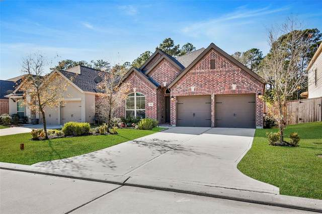 155 Sunrise Haven Drive, Montgomery, TX 77316 (MLS #83534102) :: The SOLD by George Team