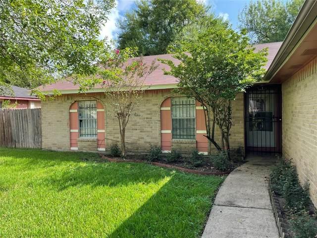 1619 Willow Mill Drive, Missouri City, TX 77489 (MLS #83562669) :: Caskey Realty