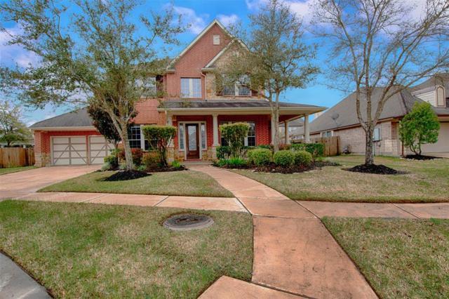 221 Ranchwood Lane, Friendswood, TX 77546 (MLS #83563720) :: Texas Home Shop Realty