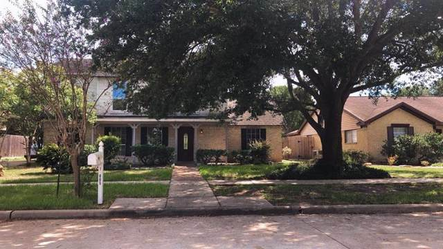 16005 Congo Lane, Jersey Village, TX 77040 (MLS #83565711) :: The Sansone Group