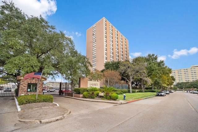 7510 Hornwood Drive #7, Houston, TX 77036 (MLS #83572562) :: Caskey Realty