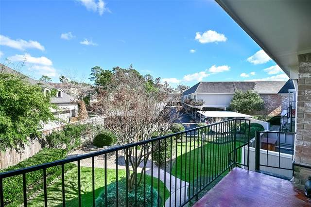 2238 S Piney Point Road #207, Houston, TX 77063 (MLS #83577128) :: Lisa Marie Group | RE/MAX Grand