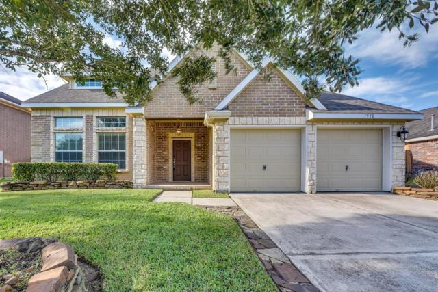 1910 Oak Top Drive, Pearland, TX 77581 (MLS #83592662) :: JL Realty Team at Coldwell Banker, United
