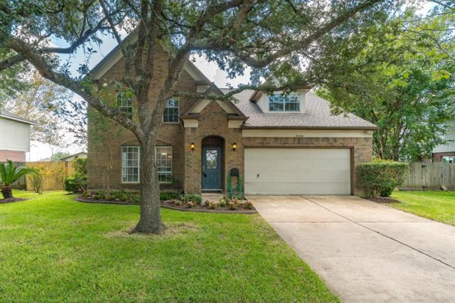 5008 Spring Branch Drive, Pearland, TX 77584 (MLS #83594122) :: The Johnson Team