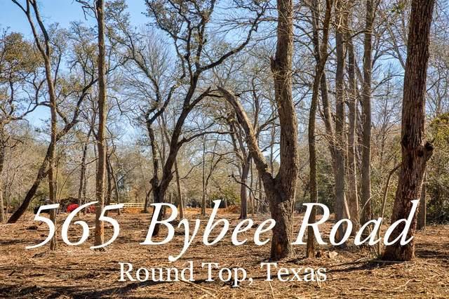 565 Bybee Road, Round Top, TX 78954 (MLS #83595434) :: Michele Harmon Team