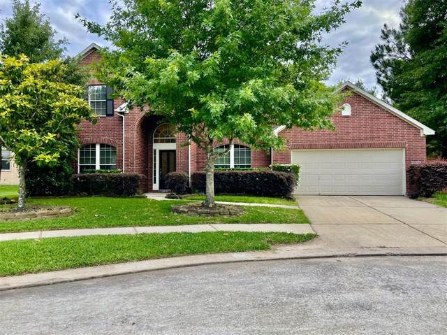 31115 Silverwood Oaks Court, Spring, TX 77386 (MLS #83596098) :: The SOLD by George Team