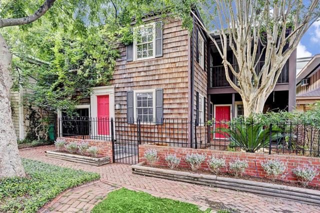 1912 Vermont Street, Houston, TX 77019 (MLS #83603150) :: Texas Home Shop Realty