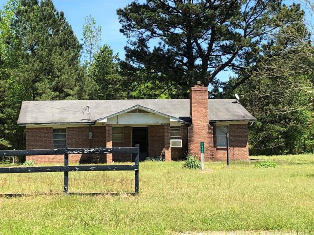 7575 Fm 705, Broaddus, TX 75929 (MLS #83605017) :: Texas Home Shop Realty