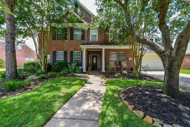 17002 Cross Springs Drive, Houston, TX 77095 (MLS #836057) :: The Freund Group