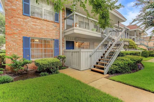 2350 Bering Drive #89, Houston, TX 77057 (MLS #8363388) :: The Jill Smith Team
