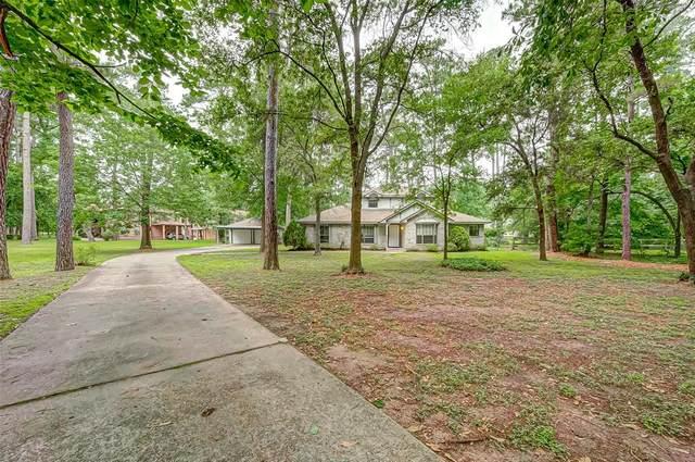 15885 Malibu E, Willis, TX 77318 (MLS #83640639) :: Ellison Real Estate Team