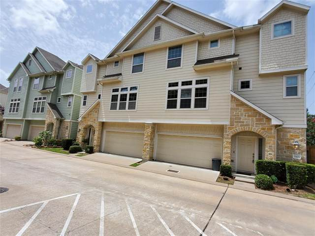 3303 Masters Point Drive, Houston, TX 77091 (MLS #83643802) :: Keller Williams Realty