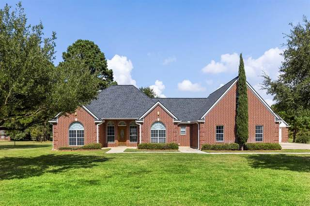 13815 Midway Drive, Willis, TX 77318 (MLS #83647478) :: The Bly Team